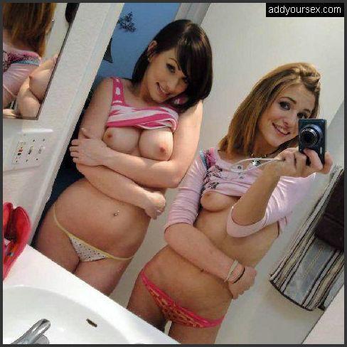 Freundinnen nackte Nudism NUDE