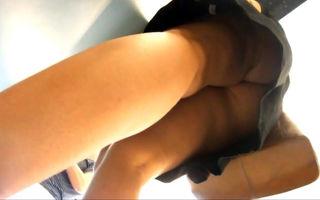 Kurze röcke ohne höschen